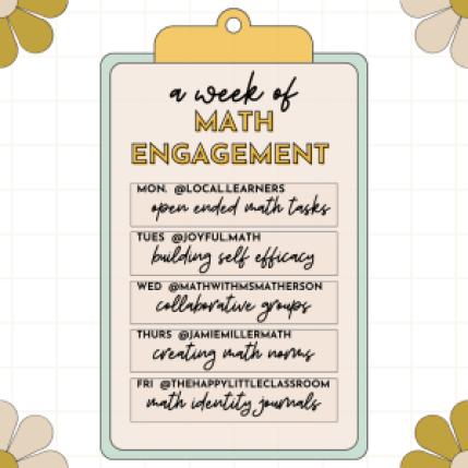 math engagement