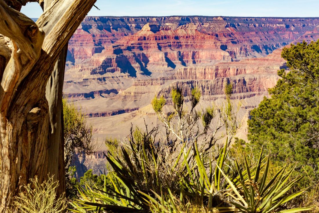 Hermit's Rest at Grand Canyon South Rim