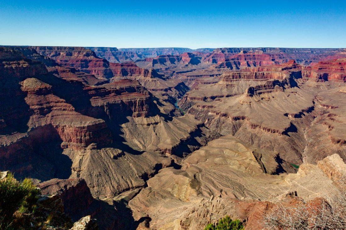 Pima Point at Grand Canyon South Rim