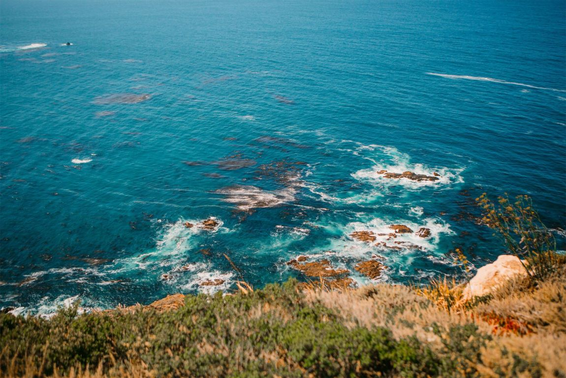 Hurricane Point View in Big Sur | as seen on the Local Love and Wanderlust Blog