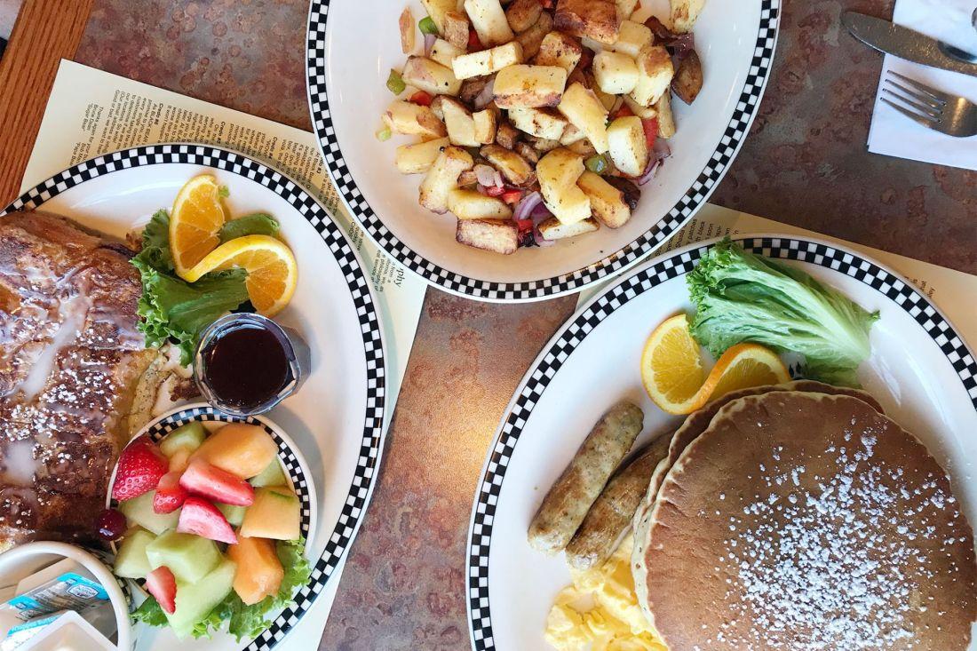 Black Bear Diner in San Rafael