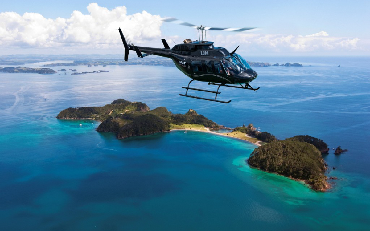 Northland Scenic Helicopter Flight