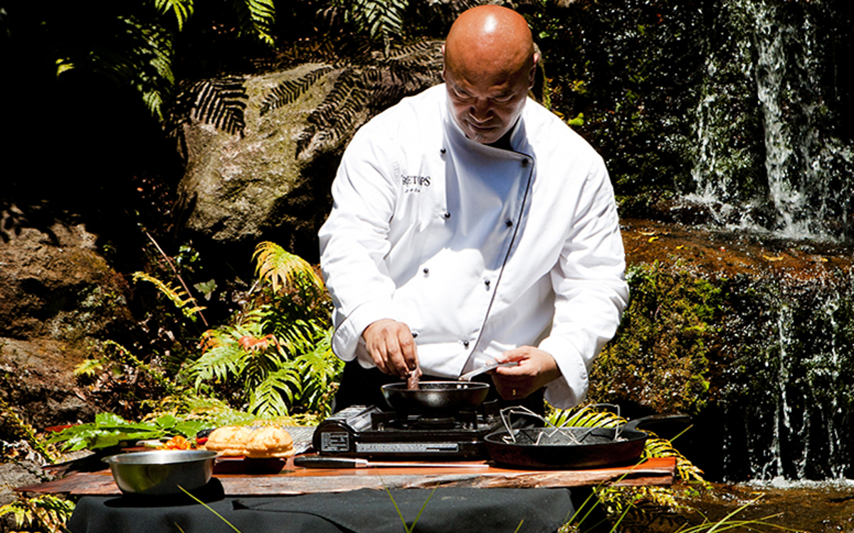 Private Chef at Treetops Lodge