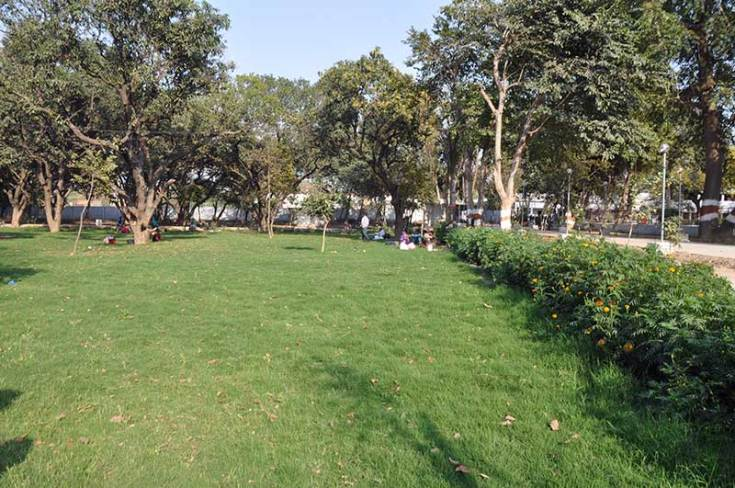 Parks In Lahore