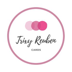 Trixy Reuben Cards Logo