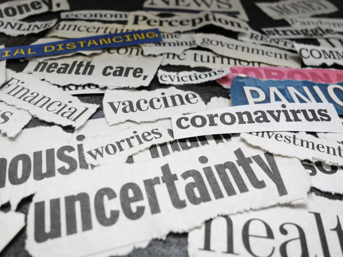 Pandemic realities