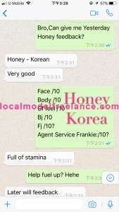 Kl Escort - Korea - Honey