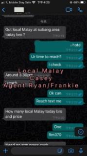 Local Freelance Escort - Malay - Casey