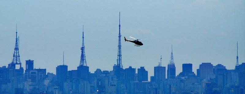 São Paulo - Helicopter