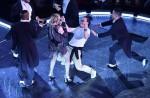"""Madonna dances with HK star Eason Chan on stage, """"kicks"""" his butt - 5"""