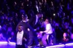"""Madonna dances with HK star Eason Chan on stage, """"kicks"""" his butt - 3"""