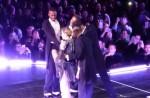 """Madonna dances with HK star Eason Chan on stage, """"kicks"""" his butt - 7"""