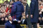 Man Utd boss Louis Van Gaal's fall during match inspires hilarious memes online - 1