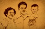 Talented sand artist creates touching SG50 tribute to Mr Lee Kuan Yew - 5