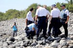 Anger and disbelief from MH370 China relatives over debris - 20