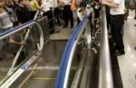 Escalator accidents - 1