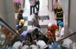 Escalator accidents - 21