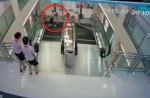 Chinese exercise extreme caution when riding escalators after mishap - 10