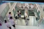 Chinese exercise extreme caution when riding escalators after mishap - 13