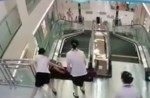 Chinese exercise extreme caution when riding escalators after mishap - 23