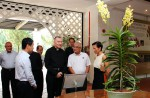 S'pore Orchid hybrids named after Lee Kuan Yew and wife - 1