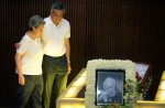 Lee Kuan Yew cremated in private ceremony at Mandai - 14