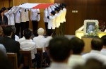 Lee Kuan Yew cremated in private ceremony at Mandai - 17