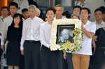 Lee Kuan Yew cremated in private ceremony at Mandai - 20