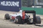 Alonso walks out of crash unharmed during Australia GP - 4