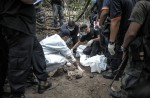 Mass graves of suspected migrants found in Malaysia - 3