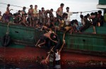 Rohingya victims of human trafficking - 23