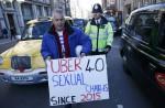 Uber protests around the world - 16