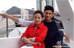 Reel-life couple Nicky Wu and Liu Shishi are married - 16