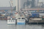 2 Taiwanese fishing vessels allegedly fired at by Indonesian patrol vessel now in S'pore - 9