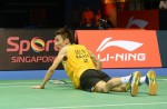 Badminton: Lee Chong Wei defeated by unseeded Indonesian - 3