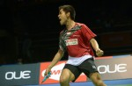 Badminton: Lee Chong Wei defeated by unseeded Indonesian - 1