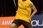 Badminton: Lee Chong Wei defeated by unseeded Indonesian - 6