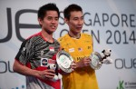 Badminton: Lee Chong Wei defeated by unseeded Indonesian - 5