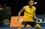 Badminton: Lee Chong Wei defeated by unseeded Indonesian - 11