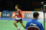 Badminton: Lee Chong Wei defeated by unseeded Indonesian - 23