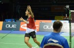 Badminton: Lee Chong Wei defeated by unseeded Indonesian - 24