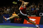 Badminton: Lee Chong Wei defeated by unseeded Indonesian - 26