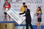 Badminton: Lee Chong Wei defeated by unseeded Indonesian - 25