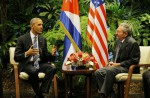 Obama arrives in Cuba after decades of hostility - 2