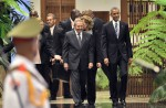 Obama arrives in Cuba after decades of hostility - 6