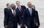 Obama arrives in Cuba after decades of hostility - 8