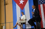 Obama arrives in Cuba after decades of hostility - 23