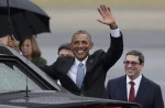Obama arrives in Cuba after decades of hostility - 31