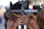 Good Friday observed around the world (Warning: Some viewers may find some images disturbing) - 6