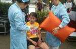Thousands injured after mistaking soar bars for energy bars at marathon - 11